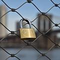 Lock And Bridge  by Aya Edlin
