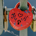 Locked Love by Joie Cameron-Brown