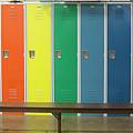 Lockers by Jim West