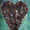 Locket Heart-3 by Gina Geldbach-Hall