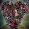 Locket Heart-6 by Gina Geldbach-Hall