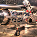 Lockheed F-94 Model C Starfire by Greg Hager