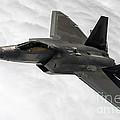 Lockheed Martin F-22 Raptor, 2015 by Science Source
