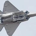 Lockheed Martin F-22a Raptor 05-4098 Luke Afb Arizona March 19 2011 by Brian Lockett