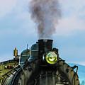 Locomotive 26 Steamtown  by William Rogers