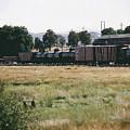 Locomotive  by Charles McKelroy