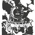 Locomotive by Jacki Randall