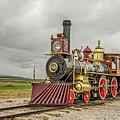 Locomotive No. 119 by Sue Smith