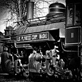 Locomotive Number 11 by David Patterson