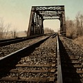 Locomotive Truss Bridge by Chris Berry