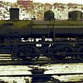 Locomotive Vector by Zsuzsanna Szabo