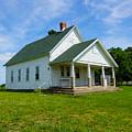 Locust Prairie School by Jennifer White