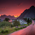 Lofoten Nightlife  by Alex Conu