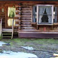 Log Cabin 1 by Jeelan Clark