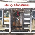 Log Cabin Christmas by Benanne Stiens
