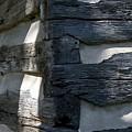 Log Corner by Murray Bloom