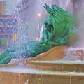 Logan Circle Fountain 5 by Bill Cannon