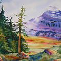Logan Pass by Karen Stark