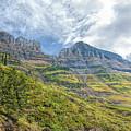 Logan Pass Vista by John M Bailey