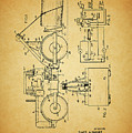 Logging Truck Patent by Dan Sproul