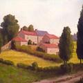 Loire Valley Apres Midi by David Olander