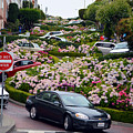 Lombard Street by Tommy Anderson