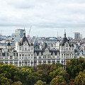 London Along The River Thames by Stephen Schwiesow