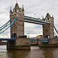 London Bridge 1 by Douglas Barnett