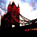 London Bridge No 3 by Samuel H Gross Jr