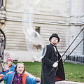 London Bubbles 6 by Alex Art and Photo