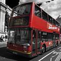 London Bus by Agusti Pardo Rossello
