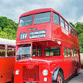 London Bus by Mary Fletcher