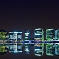 London By Night by Jaroslaw Grudzinski