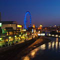 London By Night by Michael OBrien