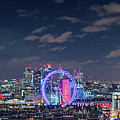 London By Night by Stewart Marsden
