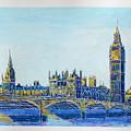 London City Westminster by Gracio Freitas