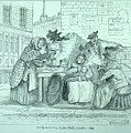 London Coffee Stall by William Goldsmith