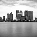 London Docklands by Martin Newman
