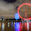 London Eye by Ivelin Donchev