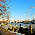 London Eye by Kayme Clark