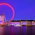 London Eye by Lucas Kelsch