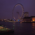 London Eye by Paul and Janice Russell