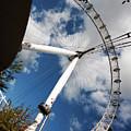 London Ferris Wheel by Agusti Pardo Rossello