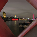 London In My Window by Christopher Carthern
