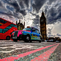 London In One Picture by Richard Herczeg