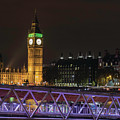 London Lights by Christopher Carthern