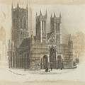 London Lincoln Cathedral. by Artistic Rifki