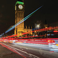 London Lit by Christopher Carthern