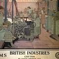 London Midland And Scottish Railway, British Industries - Retro Travel Poster - Vintage Poster by Studio Grafiikka