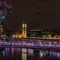 London Nights by Christopher Carthern